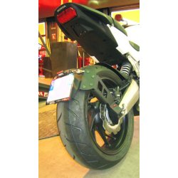 Support de plaque ras de roue - Access Design - HONDA CBR600 F 11-14