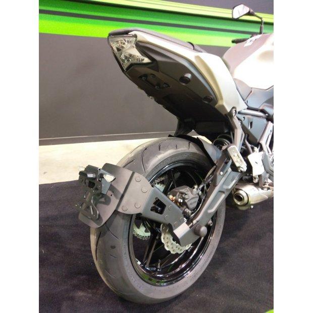 Support De Plaque Ras De Roue Access Design Kawasaki Z650 17