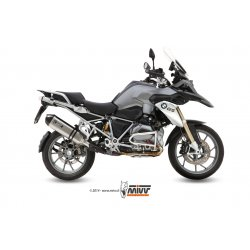 Silencieux MIVV SPEED EDGE BMW R1200 GS lc 13-17 (Titane)