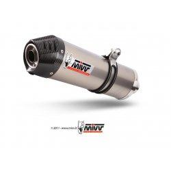 Silencieux MIVV OVAL BMW K1300 R-S 09-17 (Titane)