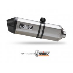 Silencieux MIVV SPEED EDGE BMW F800 R 09-16 (Inox)