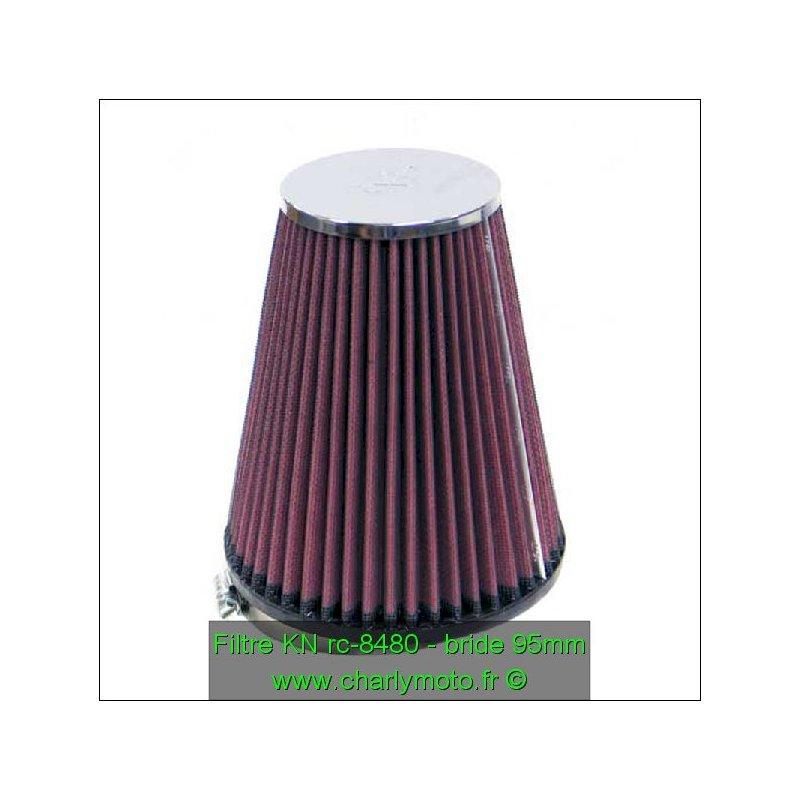 filtre air kn bride 98mm. Black Bedroom Furniture Sets. Home Design Ideas
