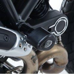 Tampons de protection AERO R&G Racing DUCATI Scrambler 15-