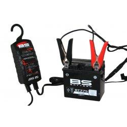 Chargeur de batterie BS BATTERY BS15 - 12V - 1500mA