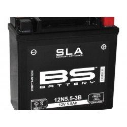 BATTERIE BS 12N5.5-3B SLA (activé usine)