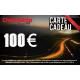 Carte cadeau CHARLYMOTO Racing - 20€ - 50€ - 100€ - 200€