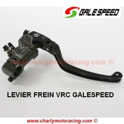 Maitre cylindre de frein VRC GALESPEED 17,5 - offset 18-16