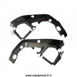 Protections de cadre Carbone BMW S1000RR 12-14 / HP4 13-15