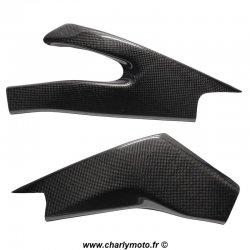 Protections de bras oscillant Carbone YAMAHA YZF-R6 06-16