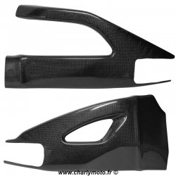 Protections de bras oscillant Carbone SUZUKI GSX-R 1000 07-08