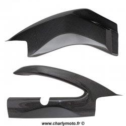 Protections de bras oscillant Carbone SUZUKI GSX-R 1000 09-16