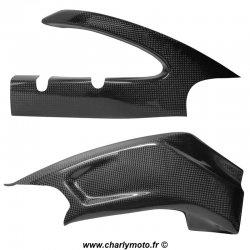 Protections de bras oscillant Carbone SUZUKI GSX-R 600 11-17 / GSX-R 750 11-17