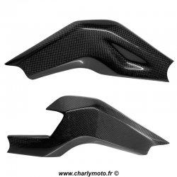 Protections de bras oscillant Carbone APRILIA RSV1000 04-09