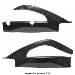 Protections de bras oscillant Carbone SUZUKI GSX-R 1000 17-18