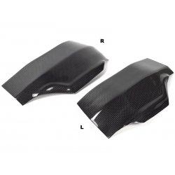 Protections de cadre MOTOFORZA HONDA CBR 900 RR 929 - 954 00-04 (Carbone - Carbone/Kevlar - Titanium)