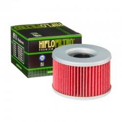 Filtre à huile HIFLOFILTRO HF111 HONDA CB250 78-85 / CBR250 / CB400 78-84 / CX500 78-84 / GL500 81-82 / GL650 83-86