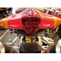 Support de plaque R&G Racing APRILIA RSV 04-09 / TUONO 1000 06-09