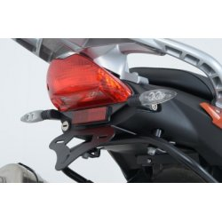 Support de plaque R&G Racing BMW F800 GT 13-14 (avec bagagerie)