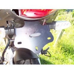Support de plaque R&G Racing APRILIA RS125 06-09