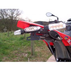 Support de plaque R&G Racing APRILIA SXV 450 - 550