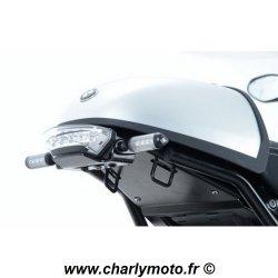 Support de plaque R&G Racing BMW R NINE T 14-18 (avec boucle arrière)