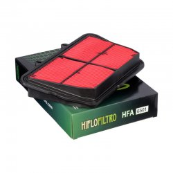 Filtre à air HIFLOFILTRO HFA6501 TRIUMPH TIGER 800 - XC - XCA - XCX - XR - XRT - XRX 11-17