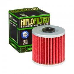 Filtre à huile HIFLOFILTRO HF123 KAWASAKI KLT - KLF - KSF - KEF / Z200 / KL 250 - 600 - 650 / KLX 650 - R