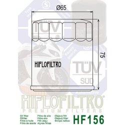 Filtre à huile HIFLOFILTRO HF156 KTM DUKE 620-640 / SXC-SMC 625 / LC4 640 / 660 RALLY E