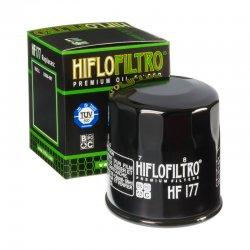 Filtre à huile HIFLOFILTRO HF177 BUELL 500 BLAST 02-09 / XB-9 02-10 / XB-12 04-10