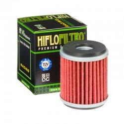 Filtre à huile HIFLOFILTRO HF140 YAMAHA MT-125 15-18 / YZF-R125 15-18 / WR250 09-18 / XT 250 09-18 / YZ 250-450 / WR 450