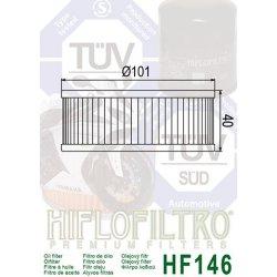 Filtre à huile HIFLOFILTRO HF146 YAMAHA V-MAX 1200 85-95 / XVZ 13 91-93