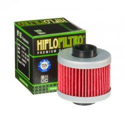 Filtre à huile HIFLOFILTRO HF185 ADLY - APRILIA - BMW - PEUGEOT