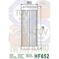 Filtre à huile HIFLOFILTRO HF652 HUSABERG / HUSQVARNA / KTM