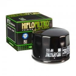Filtre à huile HIFLOFILTRO HF552 BENELLI / MOTO GUZZI