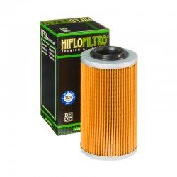 Filtre à huile HIFLOFILTRO HF556 BOMBARDIER / JOHN DEERE / SEA-DOO