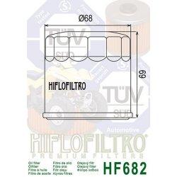 Filtre à huile HIFLOFILTRO HF682 APACHE / CF MOTO / GOES / HYOSUNG / QUADZILLA