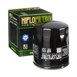 Filtre à huile HIFLOFILTRO HF551 MOTO GUZZI