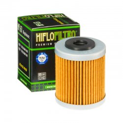 Filtre à huile HIFLOFILTRO HF651 HUSQVARNA 701 / KTM 690 DUKE - R - RALLY - SMC/R 09-18