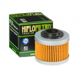 Filtre à huile HIFLOFILTRO HF559 BOMBARDIER 200 RALLY 03-07 / CAN-AM 990 SPYDER 08-12