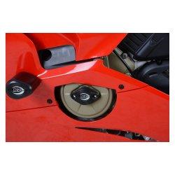 Slider moteur R&G Racing DUCATI PANIGALE 1100 V4 18-19 (Gauche)