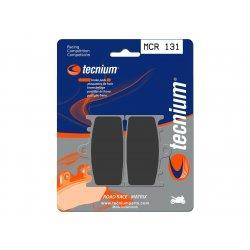 Plaquettes de frein TECNIUM MCR131 SUZUKI RGV 250 89-95 (Avant)