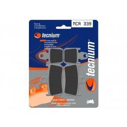 Plaquettes de frein TECNIUM MCR339 YAMAHA MT-01 07-12 (Avant)
