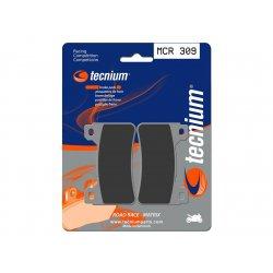 Plaquettes de frein TECNIUM MCR309 HONDA CB1000R 08-17 (NO ABS) (Avant)