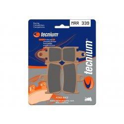 Plaquettes de frein TECNIUM MRR339 YAMAHA V-MAX 1700 09-16 (Avant)