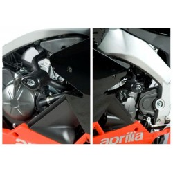 Tampons de protection AERO R&G Racing APRILIA RS 125 11-16