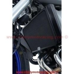 Protection de radiateur Noire YAMAHA MT-09 13-16