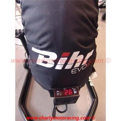 Couvertures chauffantes EVO 2 programmables BIHR Racing