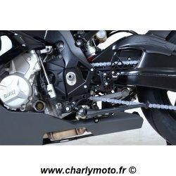 Commandes reculées R&G BMW S1000RR 15-18