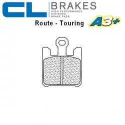 Plaquettes de frein CL BRAKES 1110A3+ KAWASAKI ZX-6R 03-06 (Avant)
