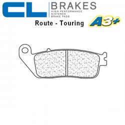 Plaquettes de frein CL BRAKES 2256A3+ HONDA CB500 94-96 (Avant)